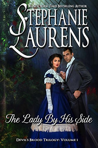 The Lady by His Side (Cynsters Next Generation Novels Book 4) Laurens, Stephanie