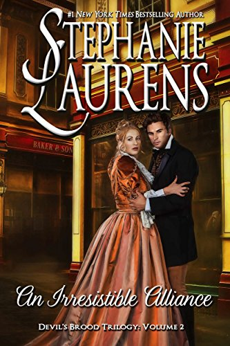 An Irresistible Alliance (Cynsters Next Generation Novels Book 5) Laurens, Stephanie