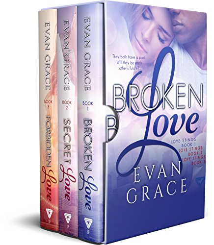 Love Stings Series: Books 1-3 Grace, Evan Publishing, Limitless