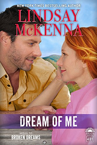 Dream of Me: Delos Series 4B1 McKennna, Lindsay