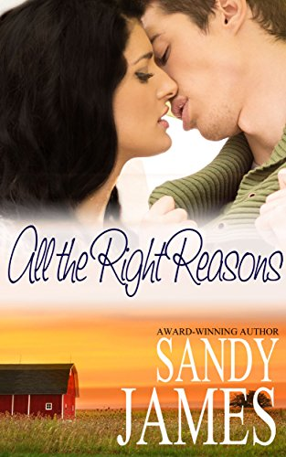 All the Right Reasons (Damaged Heroes Book 3) James, Sandy