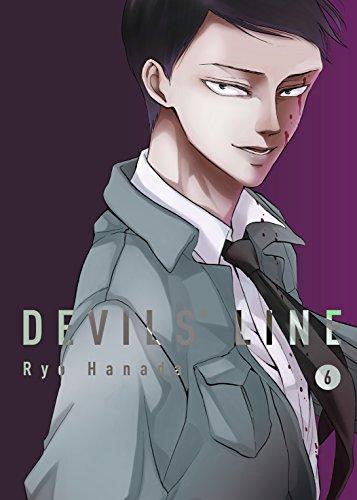 Devils' Line Vol. 6 Hanada, Ryo