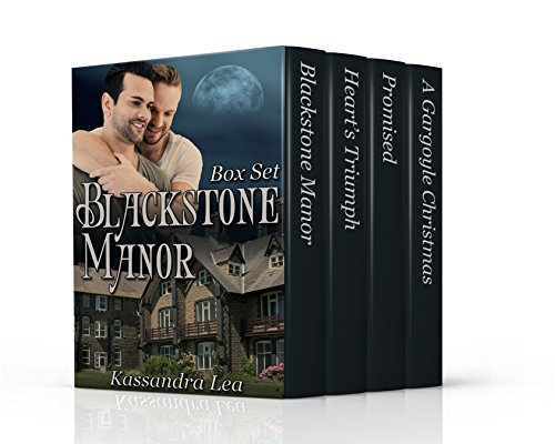 Blackstone Manor Box Set Lea, Kassandra