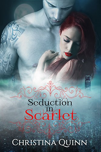 Seduction in Scarlet (A Little Red Book Book 2) Quinn, Christina