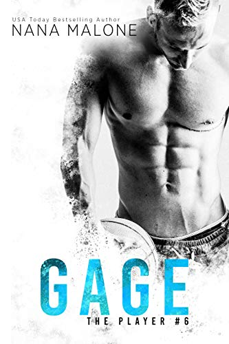 Gage (The Player Book 6) Malone, Nana