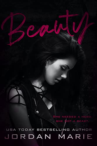 Beauty: Learning to Live (Devil's Blaze MC Book 6) Marie, Jordan
