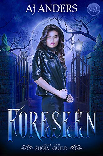 Foreseen (Suoja Guild Book 2) Anders, AJ