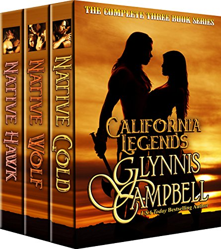 California Legends: The Boxed Set Campbell, Glynnis