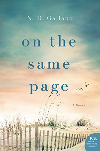 On the Same Page N.D. Galland