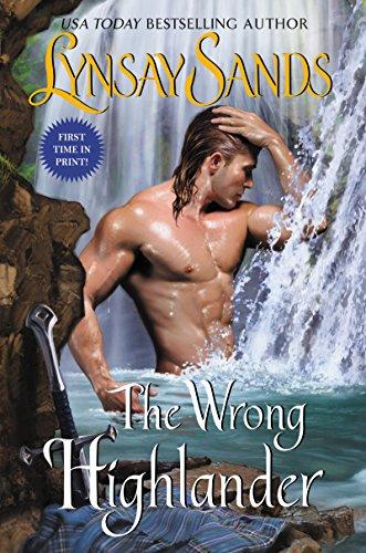 The Wrong Highlander (Highland Brides) Lynsay Sands