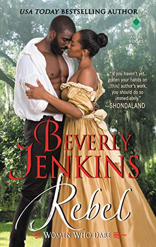Rebel (Women Who Dare)  Beverly Jenkins