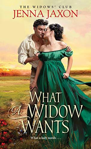 What a Widow Wants Jenna Jaxon