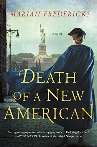 Death of a New American: A Novel (A Jane Prescott Novel Book 2)  Mariah Fredericks