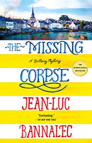 The Missing Corpse (Brittany Mystery Series Book 4) Jean-Luc Bannalec