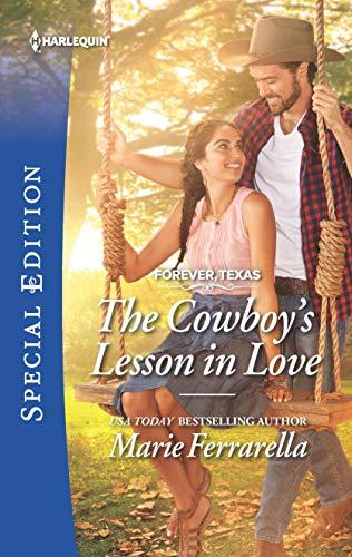 The Cowboy's Lesson in Love Marie Ferrarella