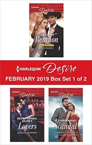 Harlequin Desire February Box Set 1 of 2 Joss Wood, Jessica Lemmon, Kimberley Troutte