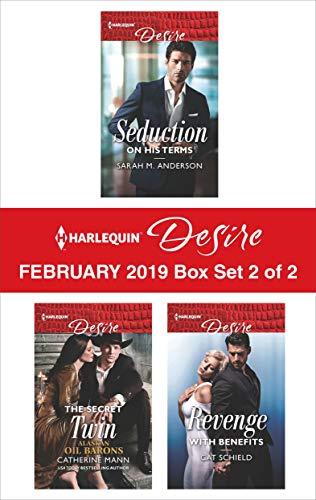 Harlequin Desire February Box Set 2 of 2 Sarah M Anderson, Catherine Mann, Cat Schield