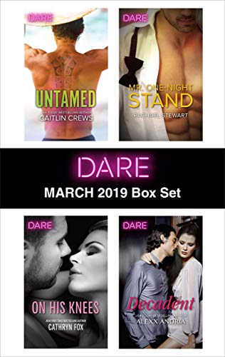 Harlequin Dare March 2019 Box Set Anthology