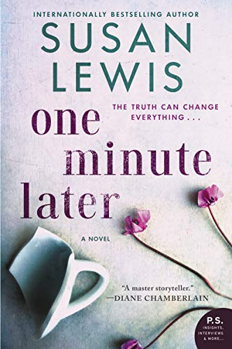 One Minute Later: A Novel  Susan Lewis