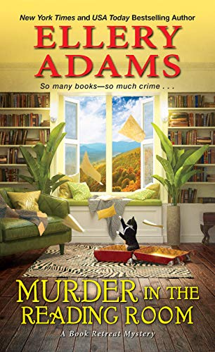 Murder in the Reading Room (A Book Retreat Mystery 5)  Ellery Adams