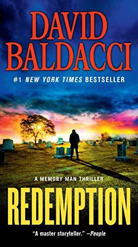 Redemption (Memory Man series Book 5)   David Baldacci