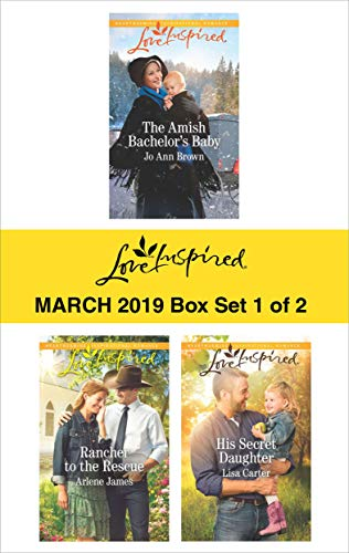 Harlequin Love Inspired March 2019 - Box Set 1 of 2 Anthology