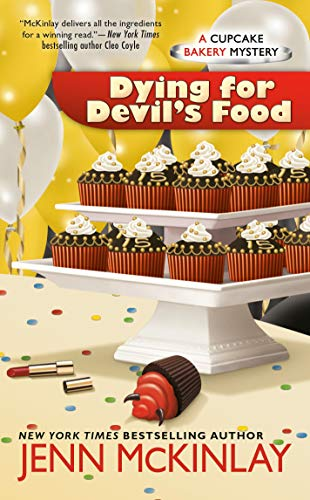 Dying for Devil's Food (Cupcake Bakery Mystery Book 11)  Jenn McKinlay