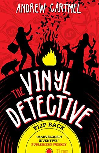 The Vinyl Detective - Flip Back   Andrew Cartmel