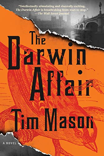The Darwin Affair   Tim Mason