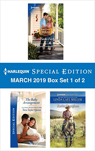 Harlequin Special Edition March 2019 - Box Set 1 of 2 Anthology
