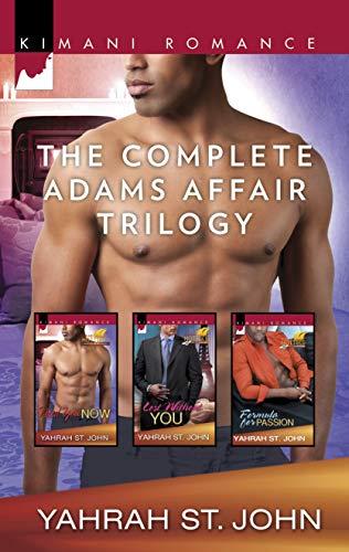 The Complete Adams Affair Trilogy Yahrah St. John