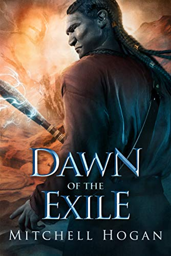Dawn of the Exile (The Infernal Guardian Book 2)  Mitchell Hogan