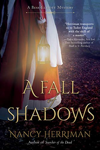 A Fall of Shadows: A Bess Ellyott Mystery   Nancy Herriman