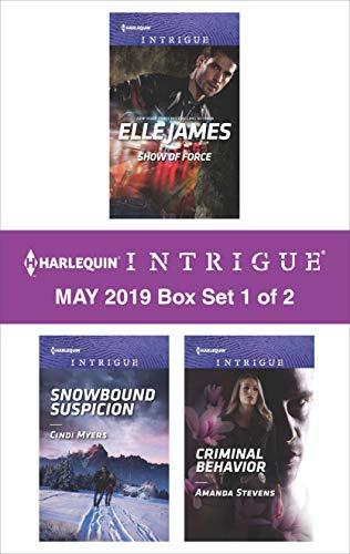 Harlequin Intrigue May 2019 - Box Set 1 of 2: An Anthology   Elle James, Cindi Myers, Amanda Stevens