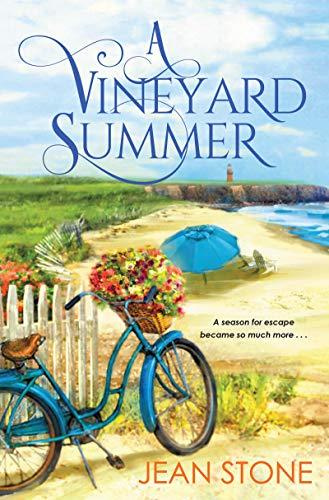 A Vineyard Summer (A Vineyard Novel Book 2)  Jean Stone