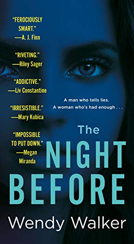 The Night Before: A Novel  Wendy Walker