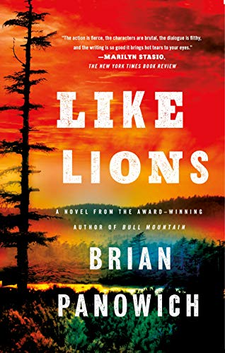 Like Lions: A Novel  Brian Panowich