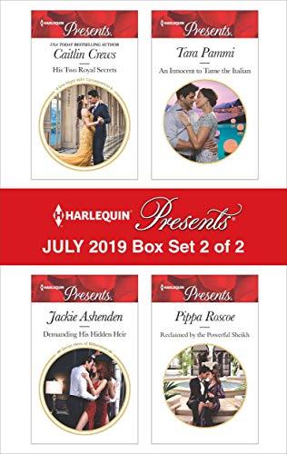 Harlequin Presents - July 2019 - Box Set 2 of 2   Caitlin Crews, Jackie Ashenden, Tara Pammi, Pippa Roscoe