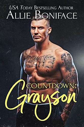 Countdown: Grayson Allie Boniface