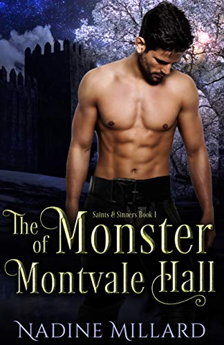 The Monster of Montvale Hall Nadine Millard