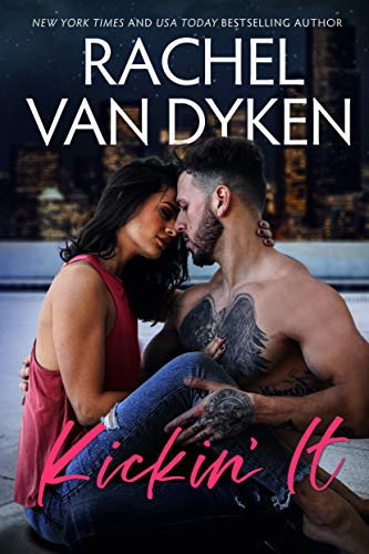 Kickin' It (Red Card Book 2)  Rachel Van Dyken