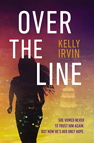 Over the Line  Kelly Irvin