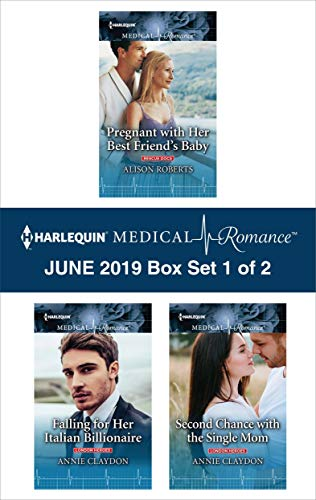 Harlequin Medical Romance June 2019 - Box Set 1 of 2 Alison Roberts, Annie Claydon