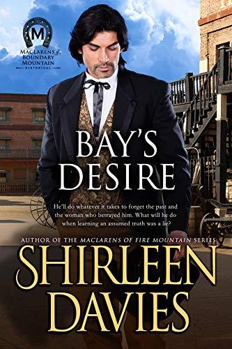Bay's Desire  Shirleen Davies