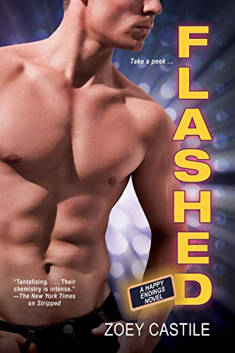 Flashed (Happy Endings Book 3) Zoey Castile