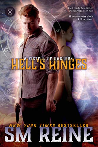 Hell's Hinges (A Fistful of Daggers #3) SM Reine