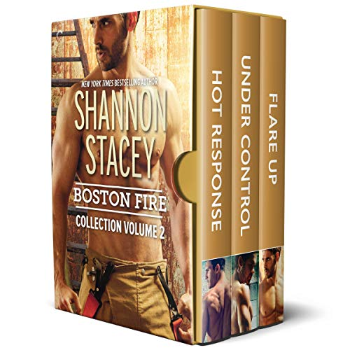 Boston Fire Collection Volume 2: An Anthology  Shannon Stacey
