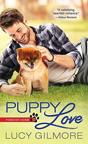 Puppy Love (Service Puppies Book 1)  Lucy Gilmore