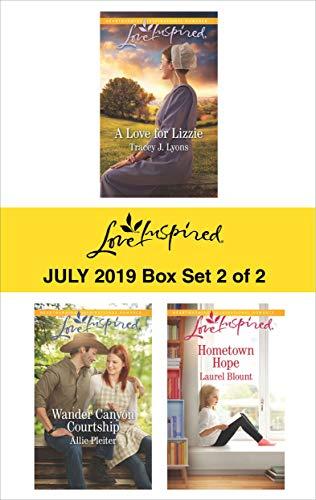 Harlequin Love Inspired July 2019 - Box Set 2 of 2: An Anthology Tracey J. Lyons,  Allie Pleiter, Laurel Blount