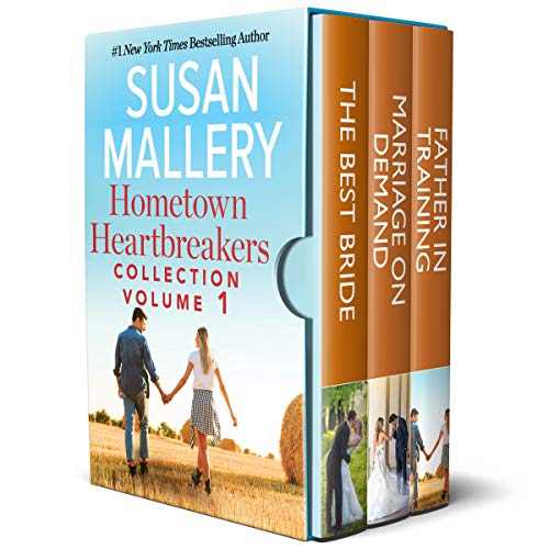 Hometown Heartbreakers Collection Volume 1: An Anthology  Susan Mallery